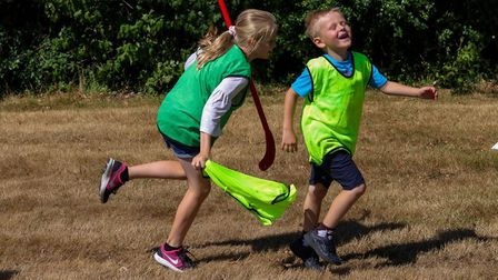 Summer Sports Camp will give children in Breckland something to do during the summer holidays. Pictu