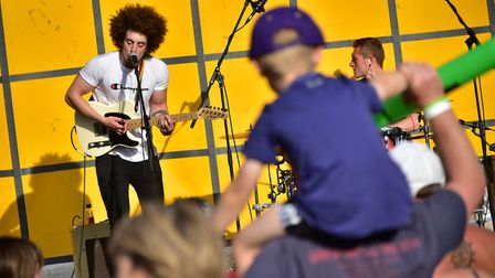 Reepham Festival is set to make its return with more than 20 bands and musicians. Jeramiah Ferrari a