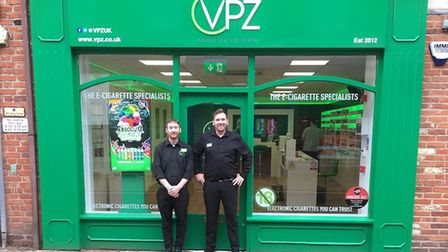 VPZ has opened its first Norfolk store on Dereham High Street. Picture: Media Zoo/VPZ