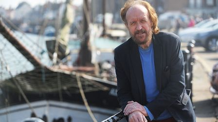 Ton Brouwer is the captain of The Albatros in Wells, which is closed for maintenance. Picture: Ian B