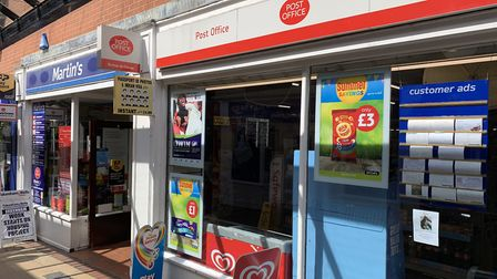 Martin's, the Miller's Walk newagents and post office set to close PICTURE: Matthew Farmer