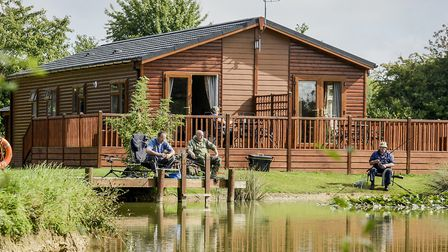 Yaxham Waters has submitted an application which could see more lodges installed at its holiday park
