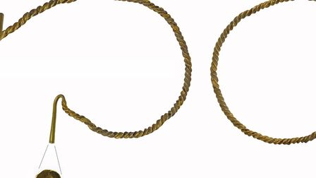 A Bronze Age gold torc found in Great Dunham has been acquired by Norfolk Museums Service and will g