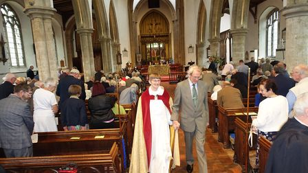 Dereham and District Team Ministry is searching for a new team rector following the departure of Rev