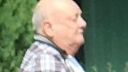 Police have released this image of a man they would like to speak with after the wing mirrors of a c