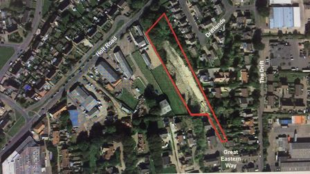 Plans for 41 new homes in Fakenham. Pictures: NNDC planning documents/ CL-Architecture Ltd