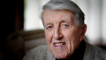 Second World War veteran Thomas Twite, from Dereham, will be guest of honour as the Dutch town of Vo