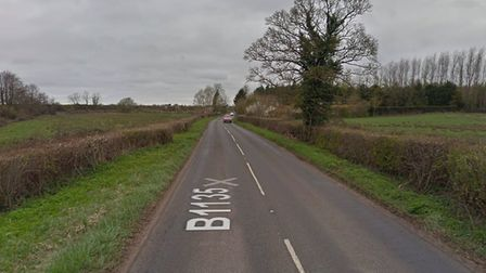 Emergency services were called to Yaxham Road in Dereham following a crash. Picture: Google Maps