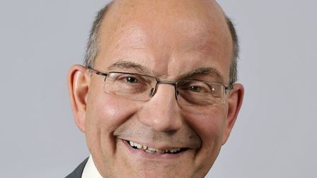 Norfolk County Council Cabinet Member for Children's Services John Fisher. Photo: Broadland District