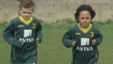 Copping was spotted by Norwich City scouts as a youngster and spent nine years in the Canaries' acad