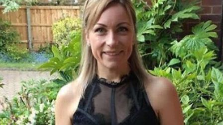 Jen Clements, from Dereham, overcame a horrific spinal injury that could have left her paralysed. Pi