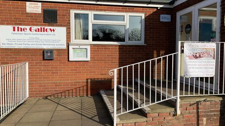 The Gallow sports centre in Fakenham is looking forward to a brighter future after some financial pr
