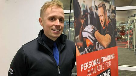 Carl Fairbrother, the general manager of the Fakenham Sports and Fitness Centre. Picture: Archant.