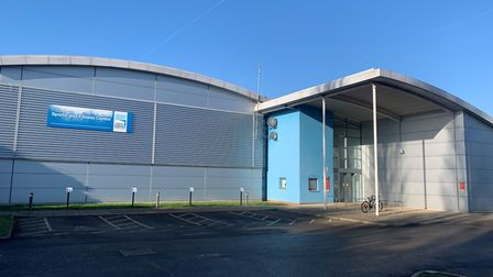 Fakenham Sports and Fitness Centre on Trapp Lane. Picture: Everyone Active.