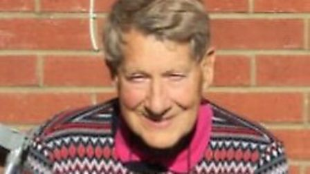 Dereham dentist Jim Baines, from Mattishall, has died at the age of 87. Picture: Courtesy of Chris B