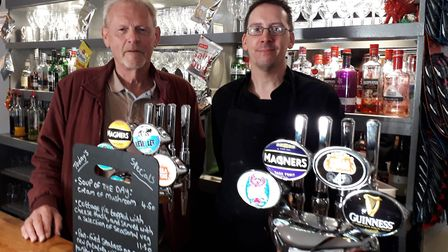 The Beeston Ploughshare is up and running after a tireless community campaign to re-open the pub. Pi
