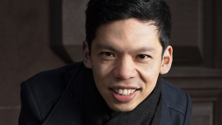 Theatre artist Han-Jie Chow moved from Norfolk to New York. Picture: Eileen Emond