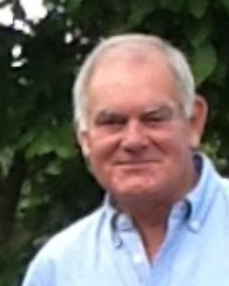 John Rest, Independent candidate for Lancaster South in the 2019 North Norfolk District Council ele