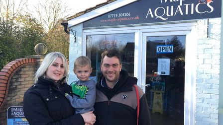 Dereham business Maple Aquatics has moved after 15 years on Wellington Road. Picture: Archant