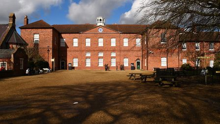 The playground is set to be revamped at Gressenhall Farm and Workhouse. Picture: Archant
