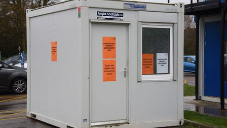 Coronavirus Priority Assessment Pods are springing up all over the country to test for the disease.