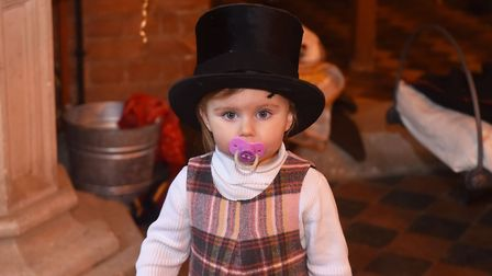 A traditional Victorian Christmas at Gressenhall. Pictures: Brittany Woodman