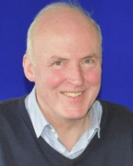 Tom FitzPatrick, Conservative candidate for Walsingham in the 2019 North Norfolk District Council el