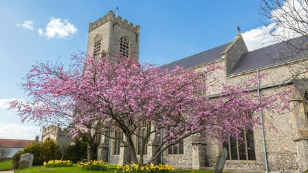 St Nicholas' Church in Wells-next-the-Sea. Picture: GETTY IMAGES