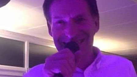 Chris Esposito, 63 from Fakenham is hosting weekly shows to raise money. Picture: Chris Esposito