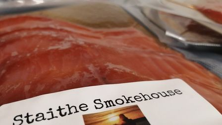 The Staithe Smokehouse has changed its way of working during lockdown. Pictures: supplied by Phil Ha