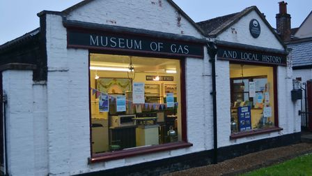 Fakenham Museum of Gas is not expected to open again this year. Picture: Peter Bird