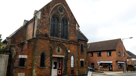 Fakenham Antiques Centre on Norwich Road is hoping to reopen in July. Picture: Matthew Usher.
