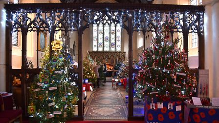 The Fakenham Christmas Tree Festival will be online this year as the affects of the coronavirus cont