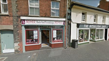 Owner of Premier Beds and Furnishings on Norwich Street, Kyle Brown believes that despite the increa