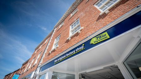 The Original Factory Shop in Fakenham. Picture: Down At The Social