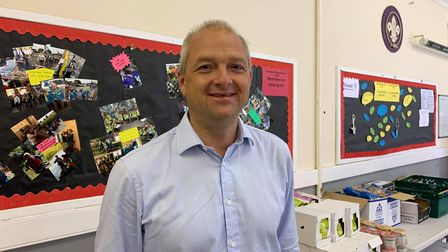 Member of Parliament for the constituency of Broadland, Jerome Mayhew. Picture: Aaron McMillan