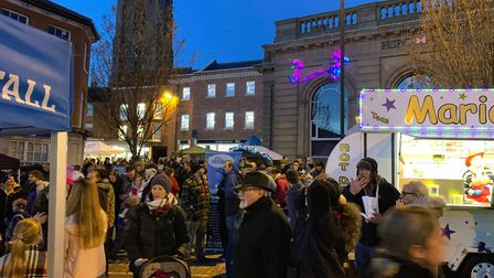 The Fakenham Christmas fayre which was due to be held on the last weekend of November has been cance