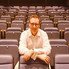 Simon Daykin, director of the Wells Maltings, which has launched a campaign to help secure its futur