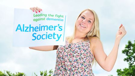 Jessie Nicholls is doing a charity skydive at Ellough Airfield .j