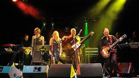 Top tribute band Steemy Dan are playing at Halesworth and Beccles.Picture: John Price.
