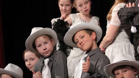 Crocodile Youth Theatre Group, Beccles.