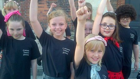 Crocodile Youth Theatre Group of Beccles