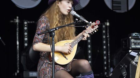 Tilly Dalglish is appearing at FolkEast 2014.
