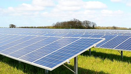 Villagers are being invited to have their say on proposals for a 15.9 megawatt solar farm at Cookley