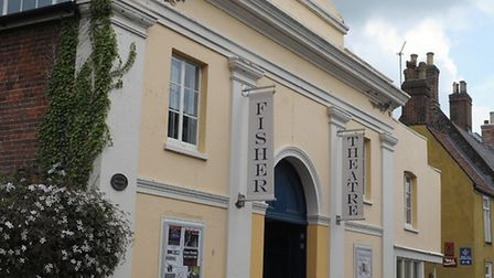 The Fisher Theatre, Bungay.