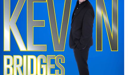 Comedian Kevin Bridges will perform at Lowestoft's Marina Theatre next year. Picture: ANDY HOLLINGWO