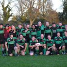 MARCHING ON: Beccles second team go from strength to strength. They are now second in Eastern Counti