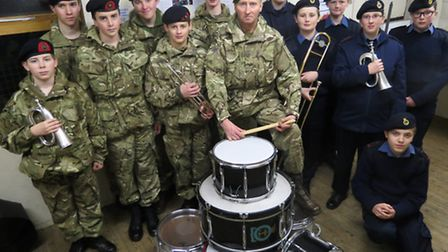 A new band is being launched by the Beccles Sea Cadet Unit.