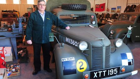 Durrants auction rooms are set to hold the sale of the Peter Sayer Collection of Militaria and Mili
