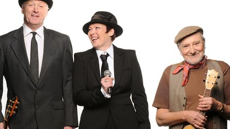 Something Happened who will be performing at the Fisher Theatre in Bungay.